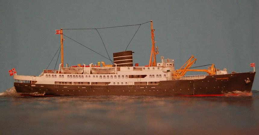 Hurtigruten-Trollfjord-01 Hurtigruten AS auf dem Weg zur größten Expeditions-Kreuzfahrtgesellschaft?