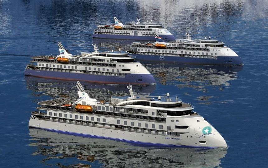 Ocean-Victory-4.-Schiff-der-Infinity-Klasse Weiteres Expeditionsschiff mit X-Bow bestellt