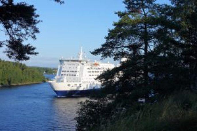 Festung-Fredriksborg-Schweden-1-300x200 Geheimtipp für Shipspotter: Oxdjupet in Schweden