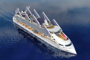 Ecoship Projekt von Peaceboat