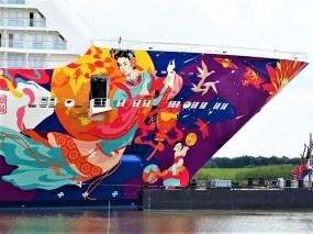 WORLD-DREAM-Brücke-01 MS WORLD DREAM