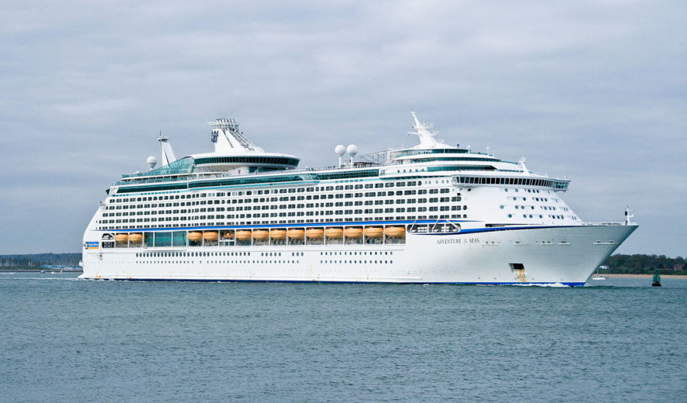 Cruise Ship Rescues Men Who Were Adrift At Sea For 23 Days