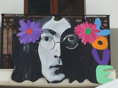 straatkunst Ibiza