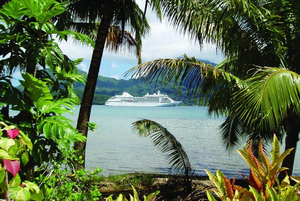 Silvesea i Fransk Polynesien