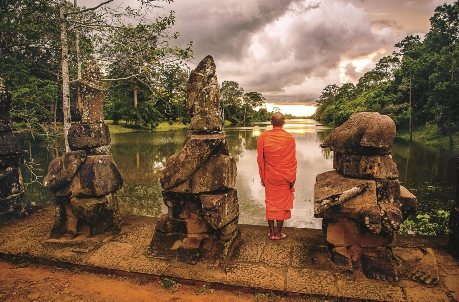 Angkor Thom templet