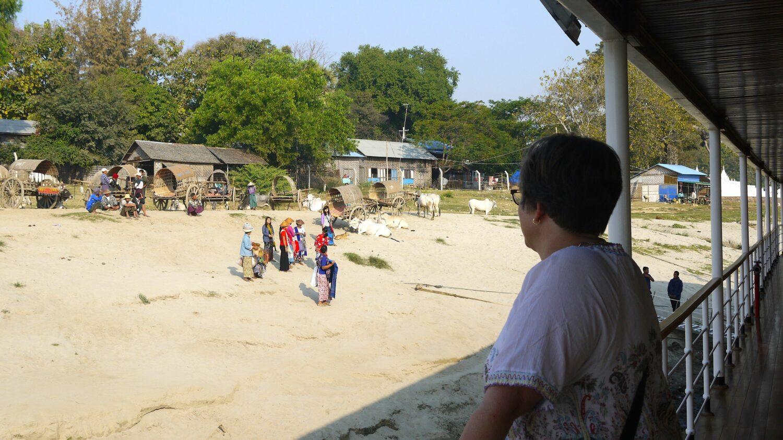 Oplev et uforglemmeligt cruise på Irrawaddy Floden på din Myanmar rundrejse