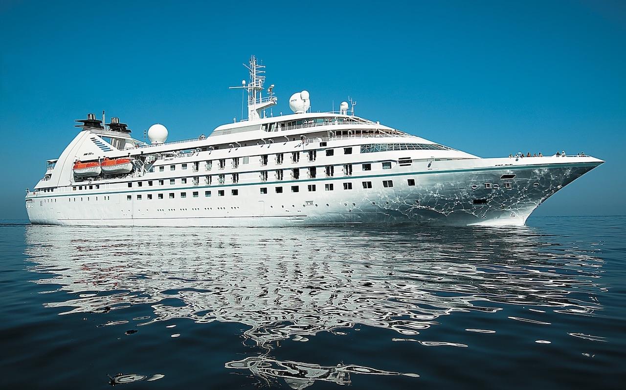 Cruises i Alaska med Windstar Cruises