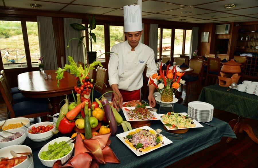 Kulinariske oplevelser i Cambodia
