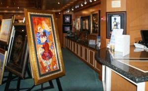 Art Auctioneer Cruise Ship Jobs