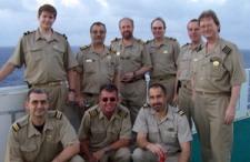 Cruise Ship Jobs as an Engine Officer