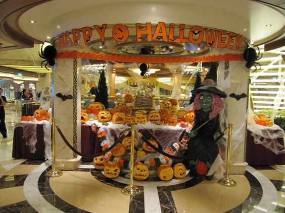 Princess Cruises Halloween