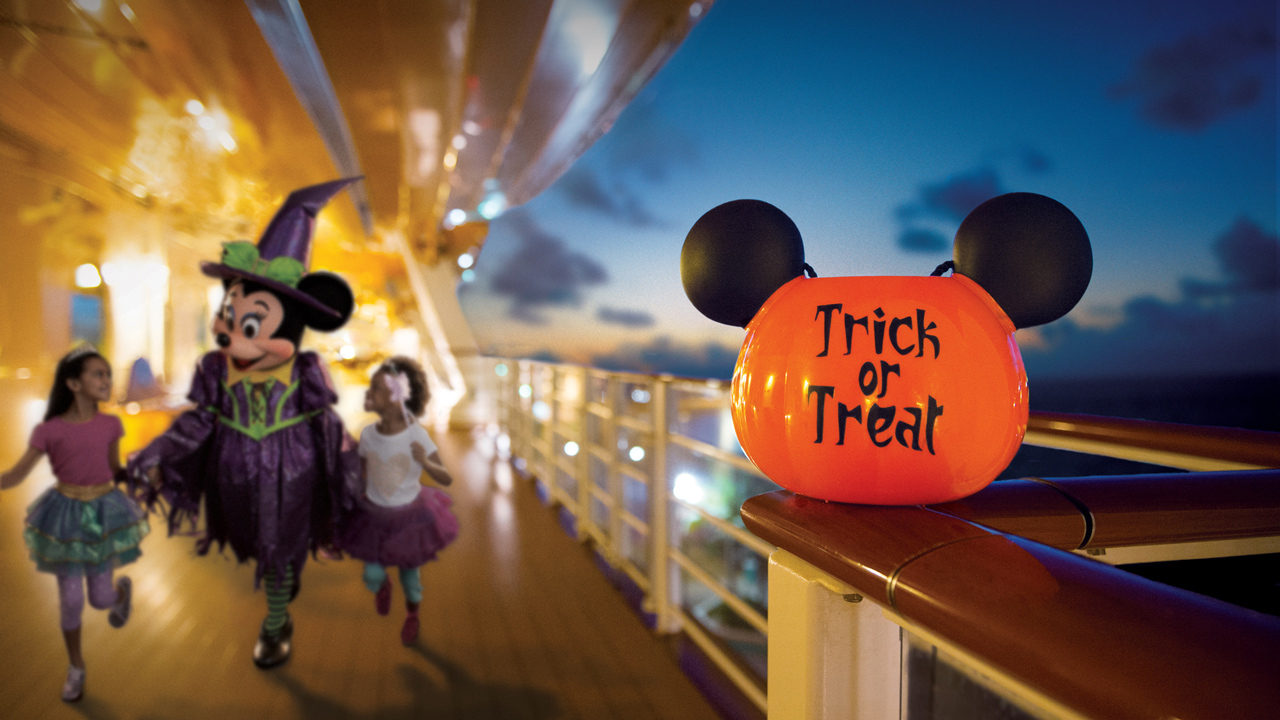 Disney Halloween Cruise