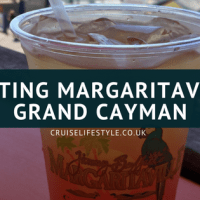 Visiting Margaritaville: Grand Cayman