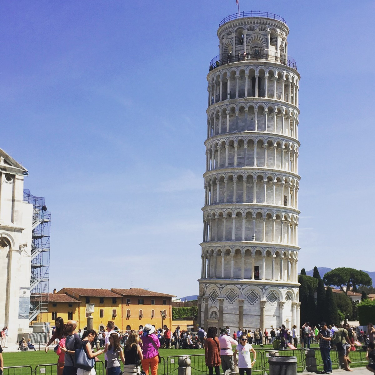 A Cruise Guide to Visiting the Leaning Tower of Pisa