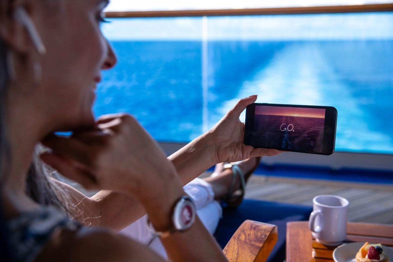 MedallionNet Princess Cruises wifi