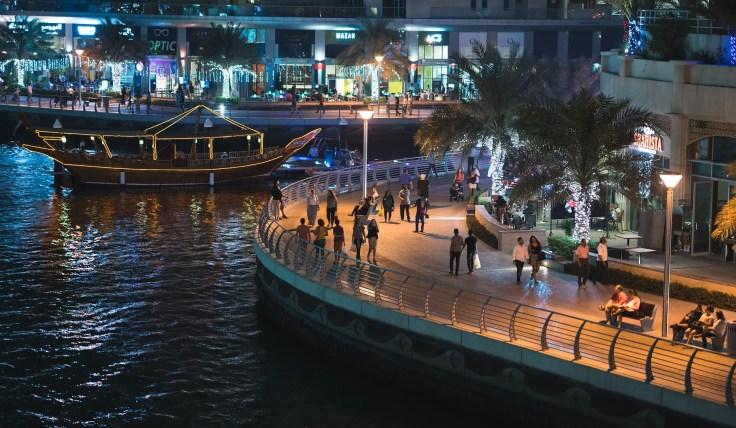 dhow cruise Dubai cruise destination 2019