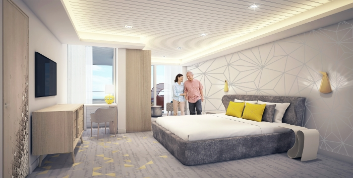 ultimate family suite Spectrum of the Seas