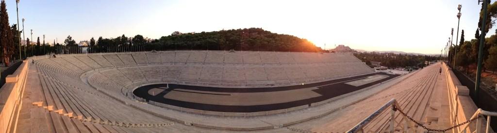 Panathenaic Stadium destination 2019