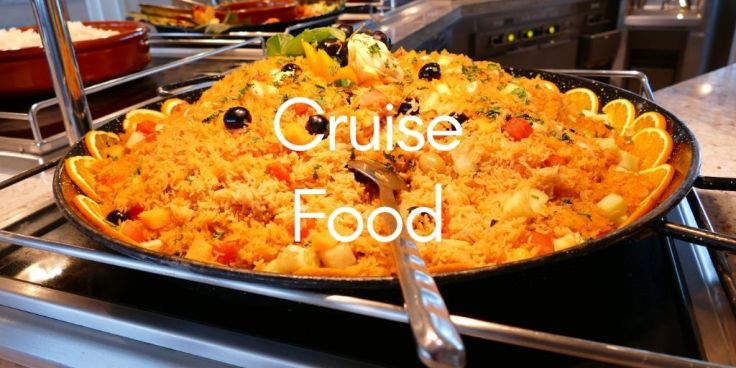 cruise food cruise blogger