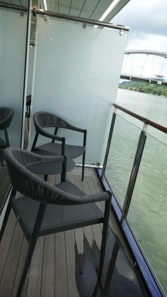 AmaMagna balcony