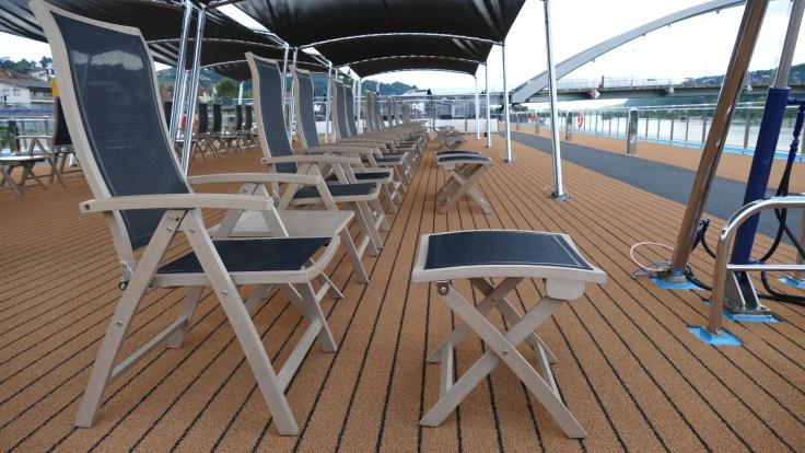 AmaMagna sun deck