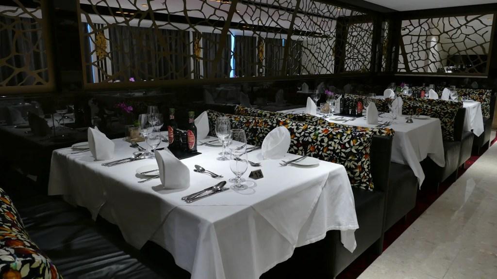 main dining room AmaMagna