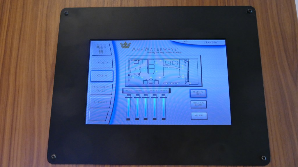 control panel AmaMagna