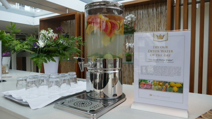 detox water zen wellness centre