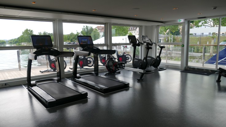 cardio equipment amamagna active river cruises