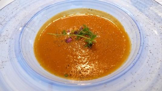 al fresco restaurant soup