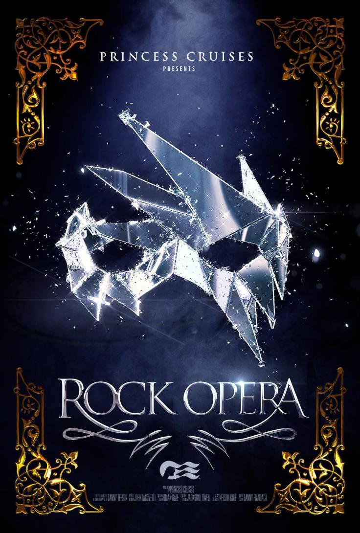Princess Cruises Rock Opera