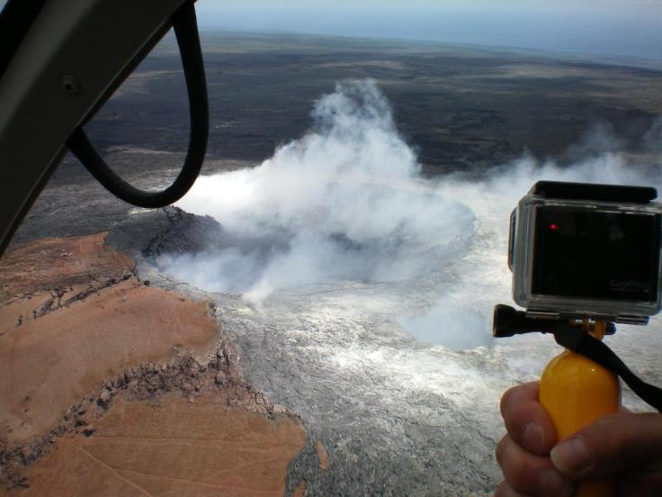 volcano helicopter tour Hawaii