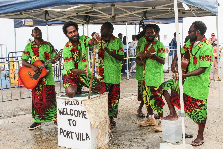 vanuatu royal Caribbean south pacific