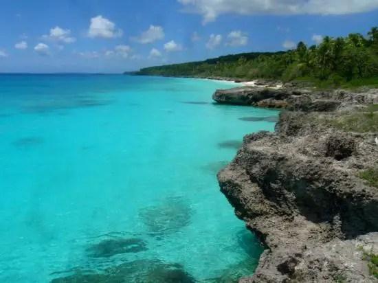 Lifou South Pacific cruise