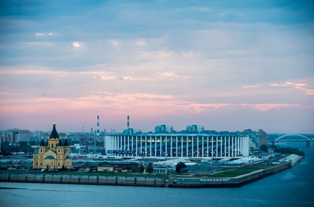 Nizhny Novgorod Russia cruise