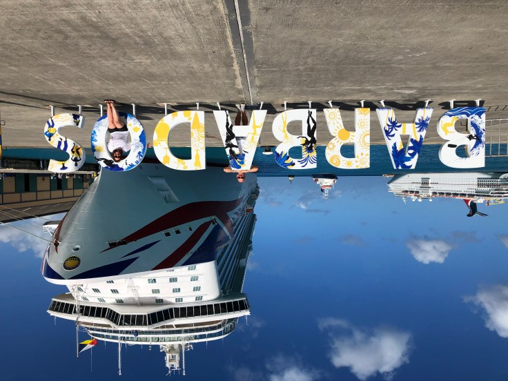 Barbados Caribbean Cruise Britannia