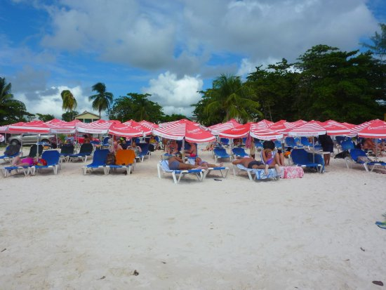 Copacabana Carlisle Bay Barbados