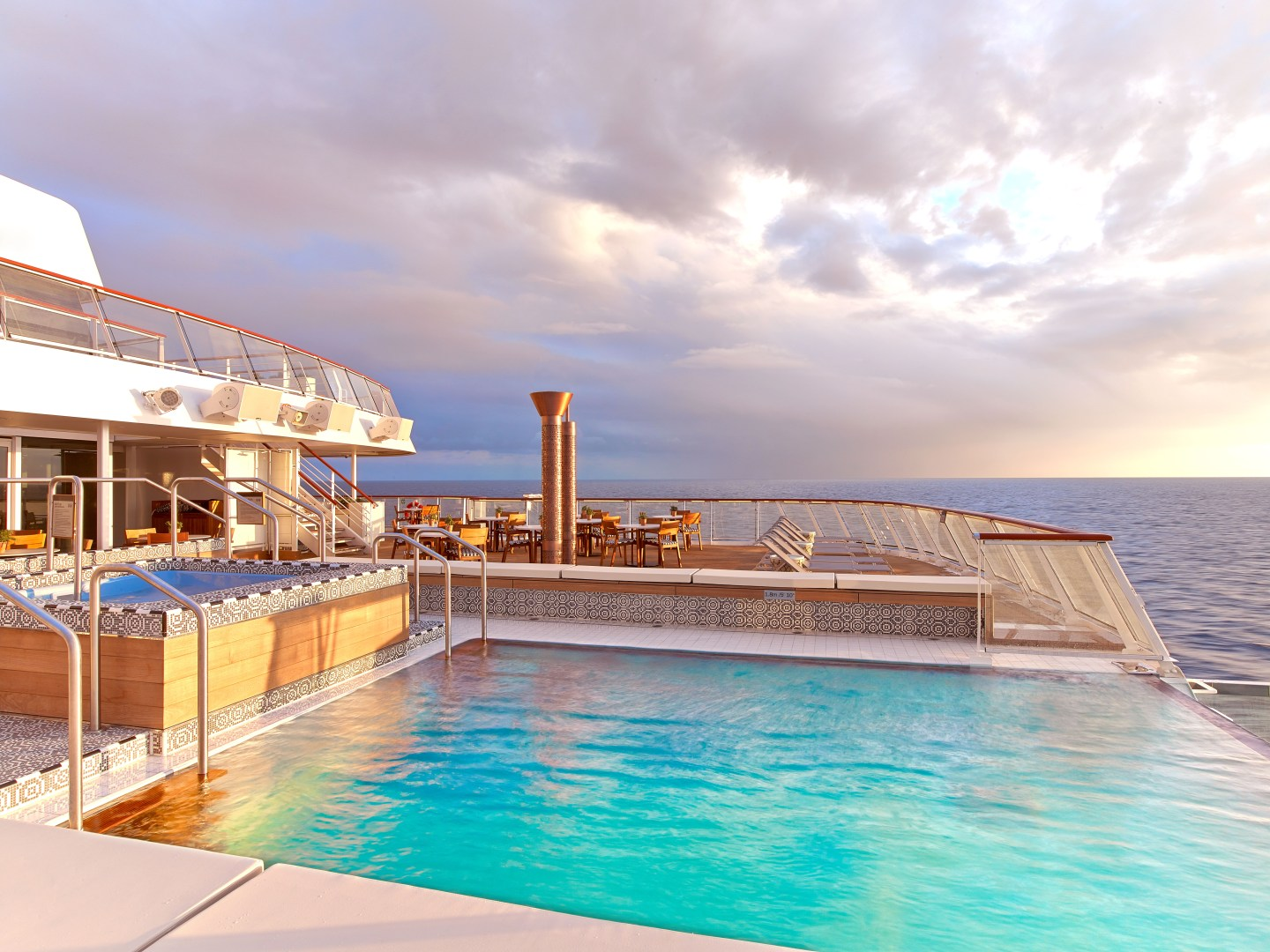 Infinity Pool viking cruises