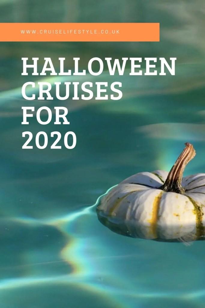 halloween cruises 2020