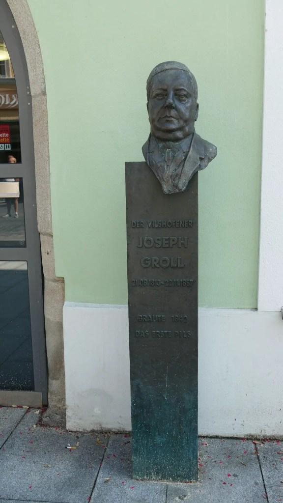 Vilshofen Joseph Groll
