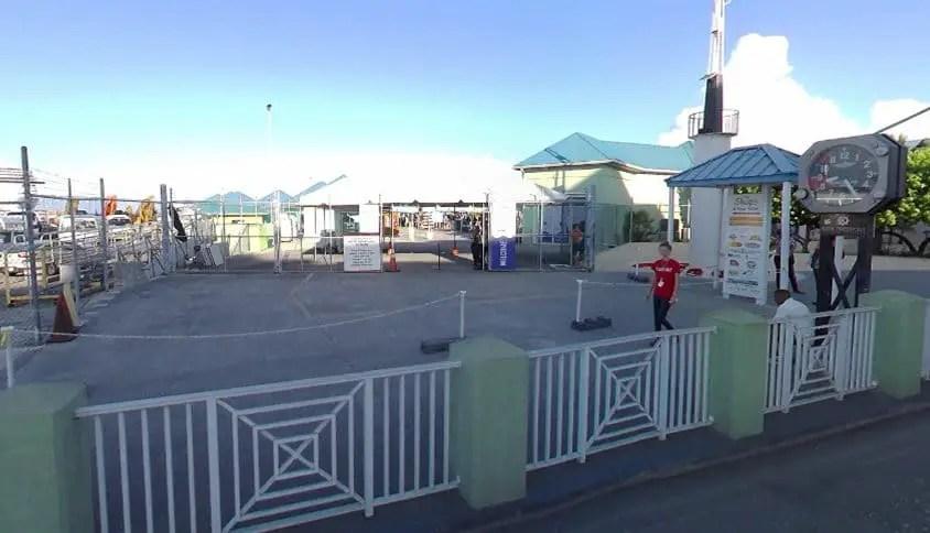 Royal Watler Cruise Terminal Grand Cayman
