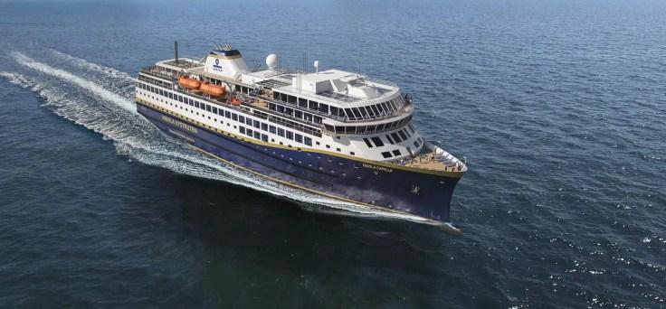 Havila voyages Capella new cruise ship
