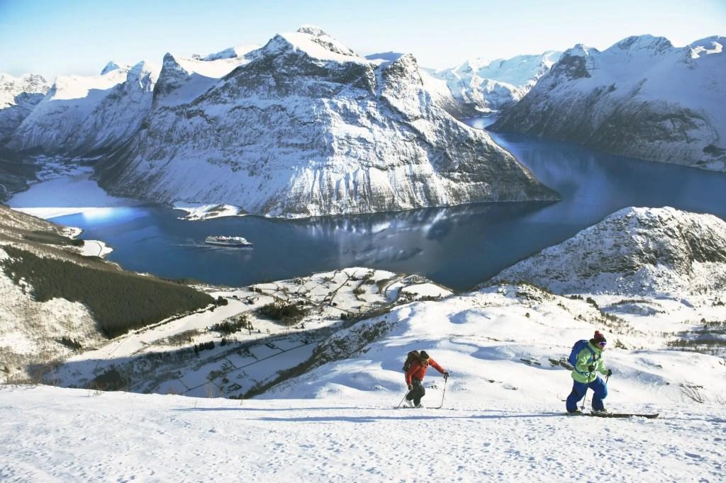 Norway shore excursions