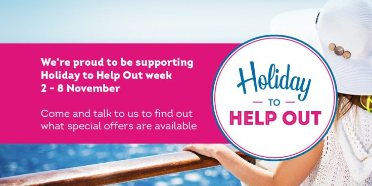 Holiday to Help out promotion