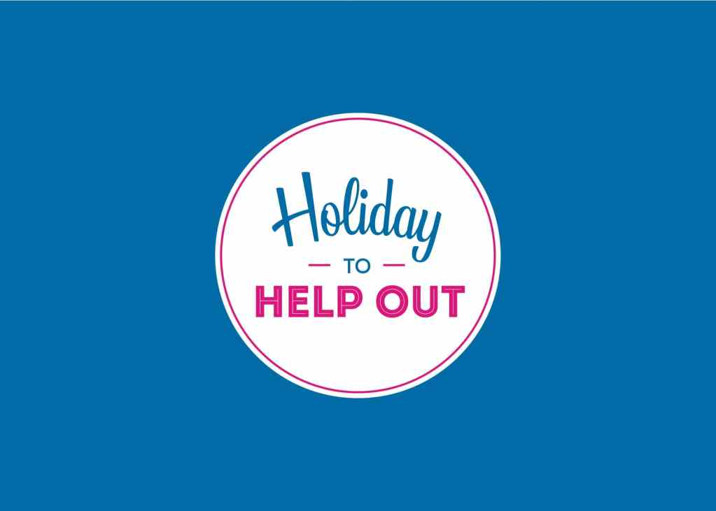 Holiday to Help Out logo