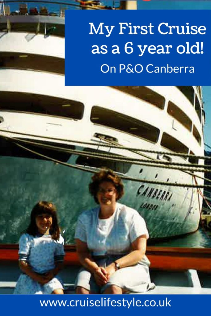 I took my first cruise on P&O's Canberra when I was six years old. Cruising as a child was fun. I look back at my memories of this cruise in 1990.