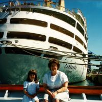 Canberra: Fond memories of cruising as a child