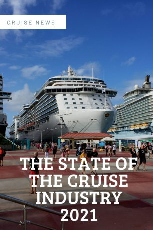 At the end of a tough year for the cruise industry, CLIA has published the 2021 State of the Cruise Industry Outlook report.