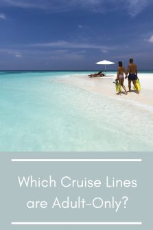 A cruise can be a romantic holiday for couples to enjoy together. Discover the adult-only cruise lines that cater specifically for adults.