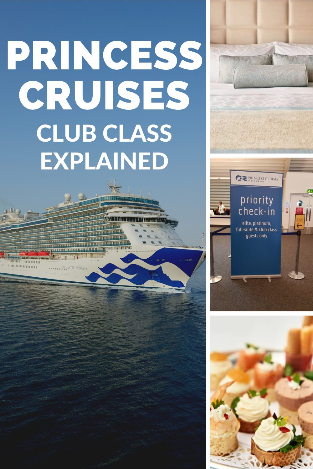 Should you book a Princess Cruises Club Class mini-suite? I explain the benefits, such as Club Class Dining, to help you decide.